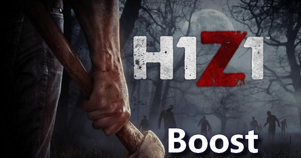 H1z1 Boosting KOTK COACHING FR