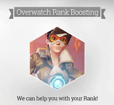 overwatch boost cheap