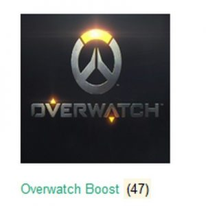 Boost Overwatch rank Rang Ranked SoloQ duoQ Booting ow