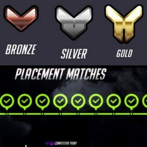 Rank Overwatch Placement Games Boost