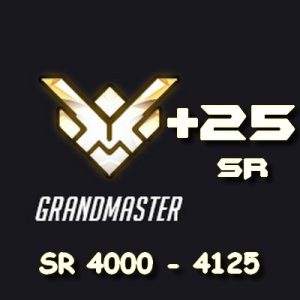 Overwatch boost grandmaster Boosting top500 Skill rating booster