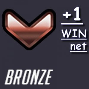 BRonze boost Rank FR Overwatch boosting soloQ