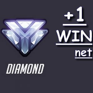 WIN NET BOOSTER DIAMOND DIAMANT OVERWATCH OW