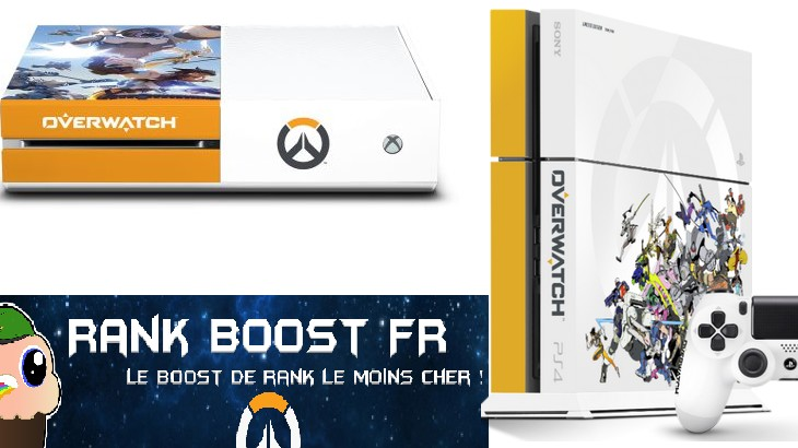 Ps4 Boost overwatch Boosting Console Ow overwatch Booster Pro top500
