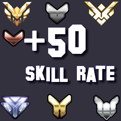 boost skill rate +50 sr