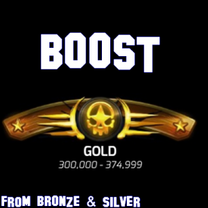 GOLD BOOSTING H1Z1 PROFESSIONALS RANK FR BOOST