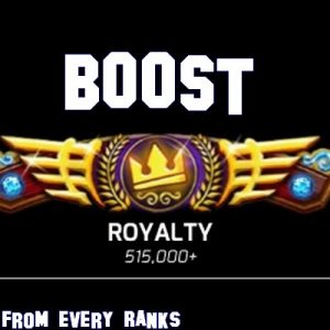 BOOSTING BOOST RANK ROYALTY h1z1 KOTK