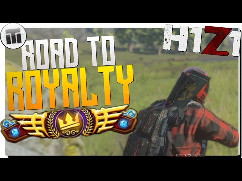 ROYALTY H1Z1 RANK BOOST BOOSTING SERVICE RANKED KOTK