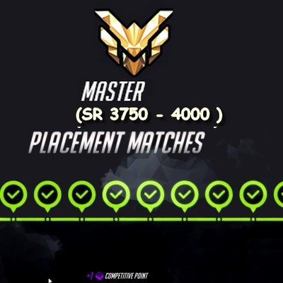Ranked Overwatch Boosting Master