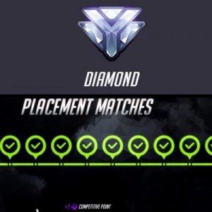 match de placement diamant overwatch