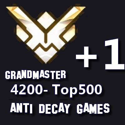 Anti Decay Overwatch inactivité boost