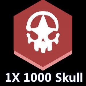 Acheter skull h1z1 gagner