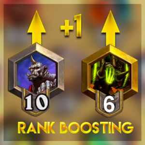 Boosting HS boost hearthstone