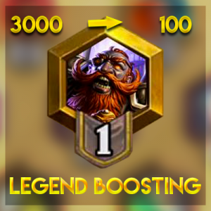 Legend Boosting