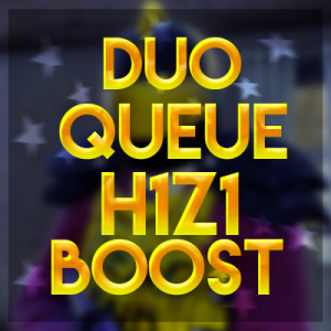 Duo Queue H1Z1