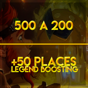 HS Boost Boosting Astuces Legend