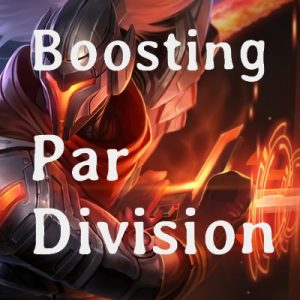 Boosting par DIVISION