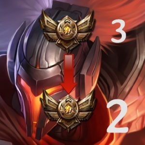 Bronze 3 à bronze 2 Boosting league of legends
