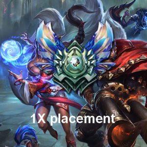 Diamant games de placement Leveling