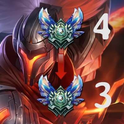 Diamant 4 to 3 Boosting elo MMr LP league of legends