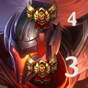 Gold 4 à Gold 3 Boosting FR elo