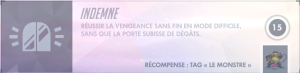 INDEMNE SUCCES OVERWATCH LE MONSTRE TAG ROAD OVERWATCH