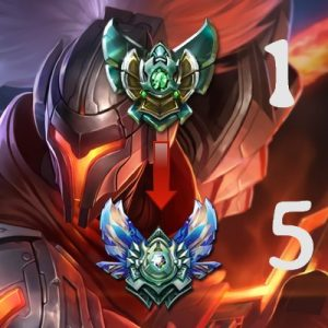 Platine 1 à diamant 5 Boosting Lp Elo Mmr boost coaching FR league of legends