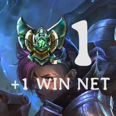 Win net platine boost league of legends
