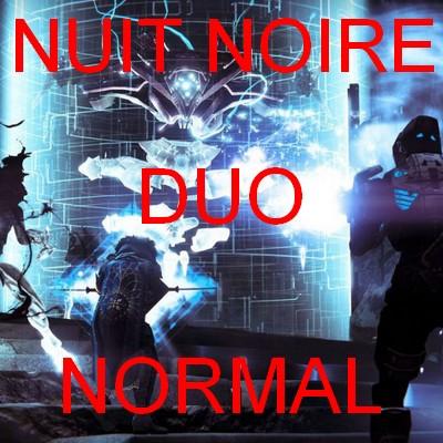 DUO NUIT NOIRE DESTINY 2