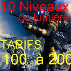 gear equipement boost 200 destiny 2