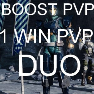 duoQ premade destiny 2 boost PVP
