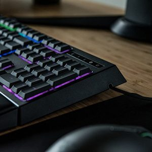 Clavier mécanique overwatch fortnite pubg Gamer aim esport