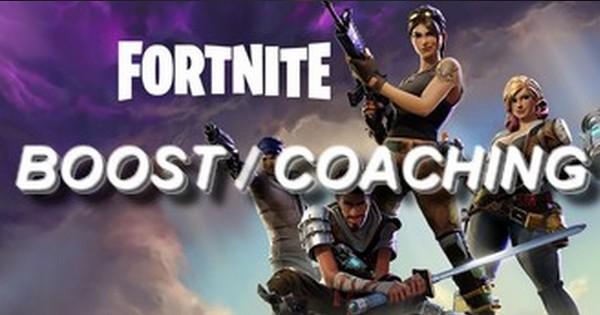 acheter top 1 boost fortnite coaching victoire royal