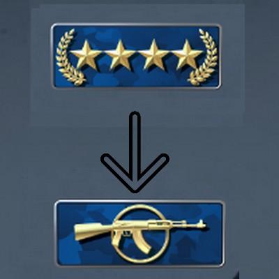 gold nova master à master guardian 1 csgo