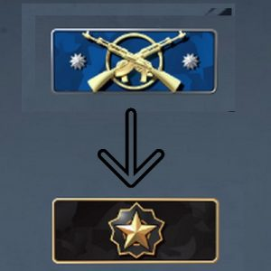 master guardian elite à distinguished master guardian csgo