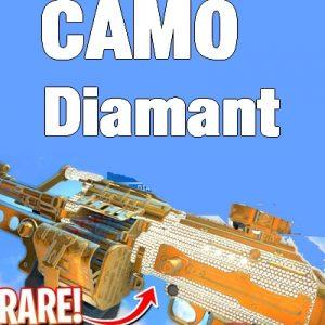 Acheter CAMO DIAMANT BO4
