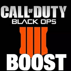 Call Of Duty BO4 Boost