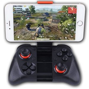 Manette bluetooth connectée iphone android galaxy samsung fortnite pubg mobile